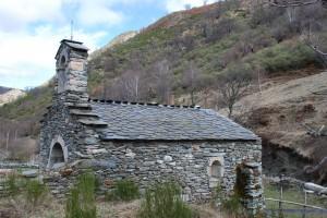 Ermita de San Justo en Villar de Santiago (León)